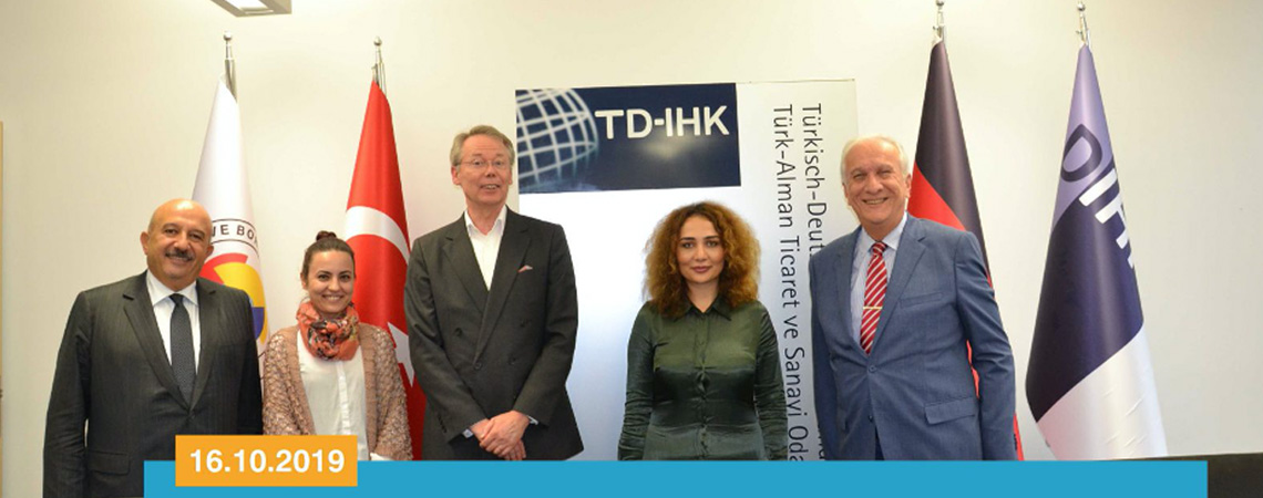 UIP (International Cooperation Platform) besucht TD-IHK